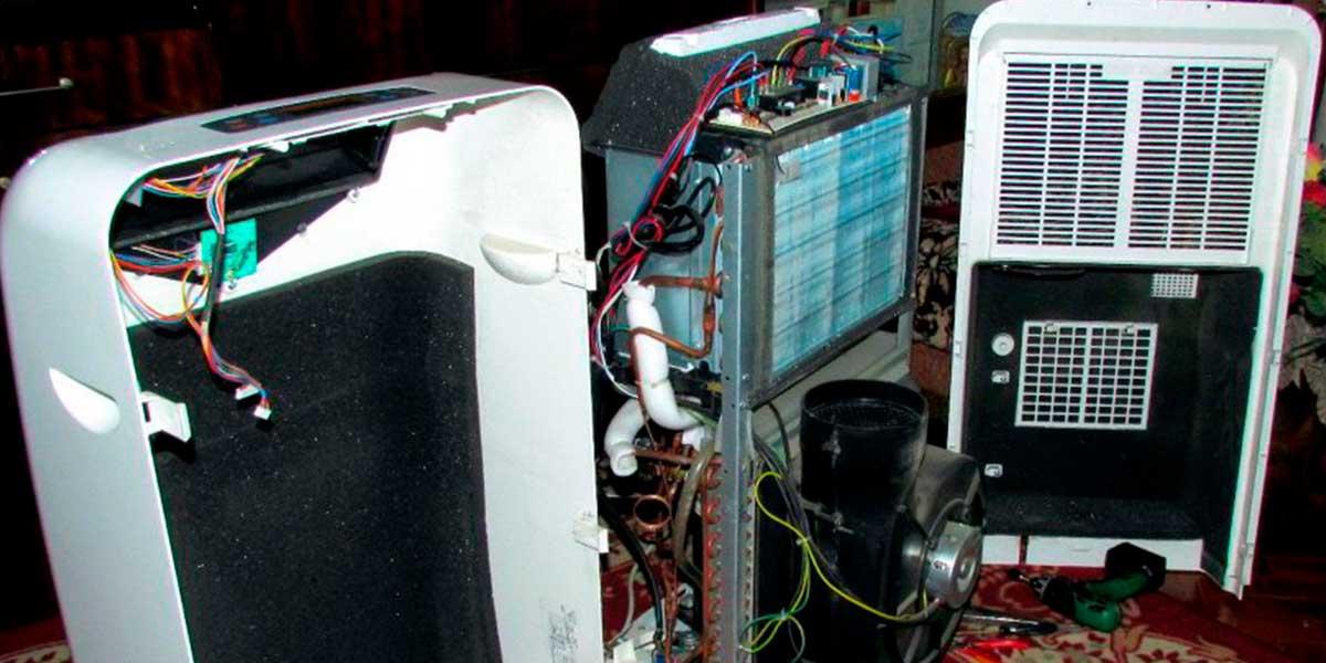 Ремонт электрической части